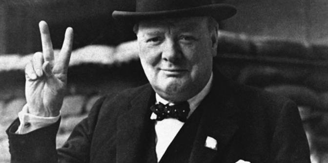 ANDREW ROBERTS' BioGraphy: CHURCHILL WALKING WITH DESTINY