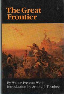 The Great Frontier Cover