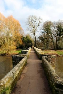 "Essex Bridge in Great Haywood, ""the grey bridge at Tavrobel"""