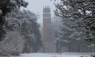 Faringdon Folly near Oxford: the tower of Tolkien's Beowulf allegory?