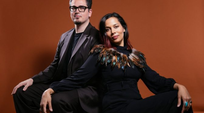 "Rhiannon Giddens with Francesco Turrisi, ""They're Calling Me Home"""